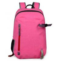 Best Pink Outdoor Dry Bag Backpack Portable Customized Logo 30.5cm*48cm*15cm wholesale