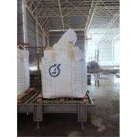 China 1250kgs Loading Weight Pp Container Bag / Jumbo Bulk Bags For Limestone Powder on sale