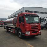 Best 4x2 FAW Left Hand Drive Asphalt Distribution Truck 12cbm 14cbm 10001 - 15000L wholesale