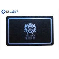 China Stainless Steel High End Metal Business Cards with Contactless / Contact Chip on sale