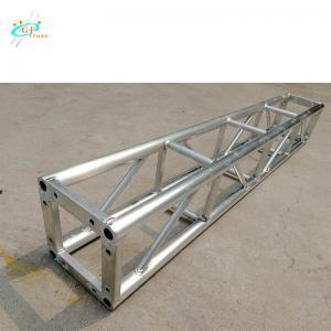Best Bar Stage Lighting Corner Box 2m 4m Aluminum Screw Truss wholesale