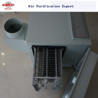 China HIigh Efficient Oil Mist Collectors With 50Hz ~ 60Hz Frame Mounted on sale