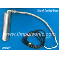 Best 28kHz / 40kHz / 68kHz Petrol Pump Immersible Ultrasonic Transducer Ultrasonic Vibrating Bar for Pipe wholesale