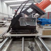 China Upright Racking Beam Roll Forming Equipment , Steel Roll Forming Machine on sale