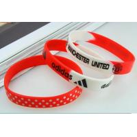 China Lons Power Balance Customized Silicone Bracelets for kid's Gifts on sale