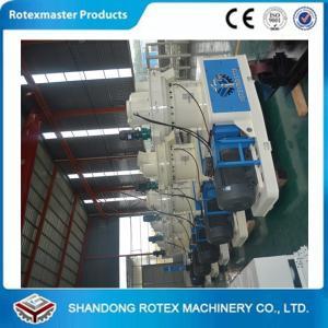 Green Energy Fir wood pellet maker machine wood pelleting machine