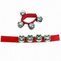 Best Jingle Bells Bracelet with Nice Finishing Touch and Full-mouthed Ringing wholesale
