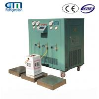 Best Integrates 3 Stations A/C Recovery and Recharge Machine with Oil Less Compressor wholesale