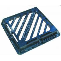 China EN124 Third Party Quality Assurance C250 Gully Gratings Double Triangular on sale