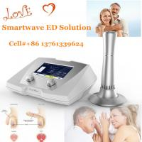 Buy cheap 0.09 mj/mm^2 Gainswave li eswt shockwave therapy portable ed machine from wholesalers