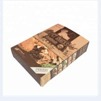 Best Paperboard Custom Dog Treat Packaging Box With Gloss Surface Finish wholesale