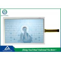 Cheap Single 4 Wire Touch Panel Resistive 8.5 Inch , ITO Glass Touch Panel for sale