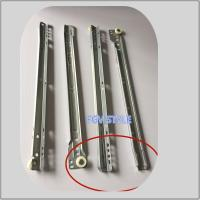China Low Impaction Ball Bearing Drawer Runners, Dresser Drawer Slides Undermount For Cabinet Furniture Fitting on sale