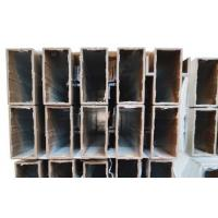 Best Square Aluminium Door Frame Extrusions , Aluminium Box Section Profiles wholesale