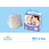 Best Safe Infant Baby Diapers , Eco Friendly Disposable Diapers For Just Born Babies wholesale