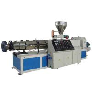 Best Automatic Twin Screw Plastic Extruding Equipment PVC Plastic Hot Pelletizing Machine wholesale