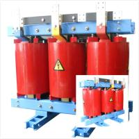 Best 10kV - 250 KVA Dry Type Cast Resin Transformer Inflaming Retarding Fireproof wholesale