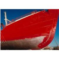 Best Oxide Red Marine Fiberglass Paint , Protective Water Based Epoxy Paint wholesale