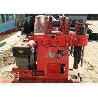 Cheap High Efficiency ST-200 Soil Test Drilling Machine for Mineral Prospecting for sale