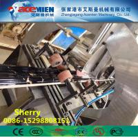 China PVC artificial marble profile making machine Artificial marble stone plastic product making machine on sale