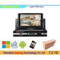 Buy cheap 7 Inch LCD Screen HD CCTV DVR 4 Channel 1080P P2P AHD For Video product