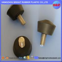 China China Manufacturer Customized Black High Quality anti-vibration absorb shock metal bonded products on sale