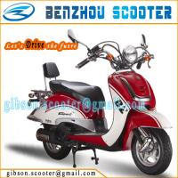 China Retro Gasoline Mobility Scooter YY125T-19A on sale