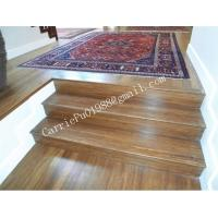 China carbonized strand woven bamboo flooring on sale