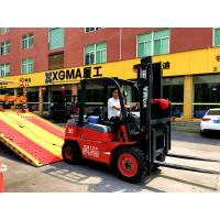 Best 3T 3.5T Internal Combustion Forklift Low Vibration With Isuzu Engine wholesale