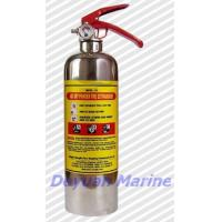 China Stainless steel foam fire extinguisher on sale