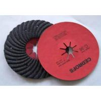 Buy cheap Abrasive Turbo Fiber Disc from wholesalers