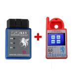 Best Mini CN900 Transponder Key Programmer Plus TOYO Key OBD II Key Pro for 4C 46 4D 48 G H Chips wholesale