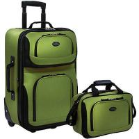 China Luggage Expandable Suitcase & Tote Bag Travel Set, 2 Piece Carry On Wheeled,trolley luggag on sale
