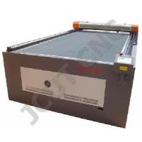 China Large Format Laser Cutting Machine for Roll Cloth (JCUT-1530) on sale