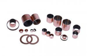 Best Cold Rolling Steel Bimetal Bearing Bushes Self Lubricating wholesale