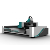China 30mm 380V 1KW AoShuo Laser Plate Cutting Machine on sale