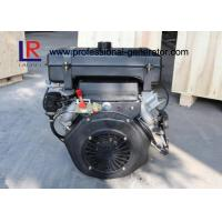 Best 20HP Air Cooled V Twin Industrial Diesel Engines with Counterclockwise , Facing PTO Shaft wholesale