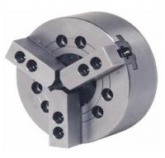 Best KM 3 Jaw large through hole power chuck wholesale
