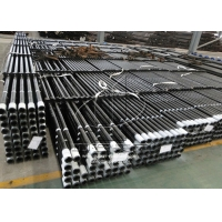 China Alloy Steel Oil Tubing Pipe Seamless Structure EU NU Ends Hot Rolled Technique on sale