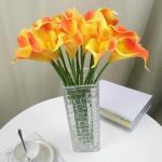 Best home decor pu material calla lily artificial calla lily wholesale