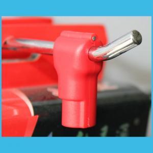 Best COMER Supermarket Anti-thelf hanger ABS stop locks/ stop lock hook for accessories wholesale