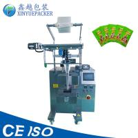 Best Good Performance Automatic Liquid Packaging Machine Impact Structure For Juice / Honey wholesale
