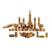 China Industrial Miniature Brass Worm Gear Small Customized Machinery Parts on sale