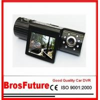Best 2.0inch TFT Screen Dual Camera Car DVR with 120 Wide Angle / Color CMOS Image Sensor wholesale