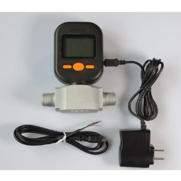 MF5706 MF5712 Digital Gas Flow Meter Small Gas Mass Flow Meter with Digital Display