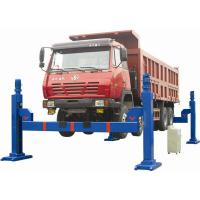 China Large-scale Lifts Heavy Duty Vehicle Lift 20 TON Four Post Hydraulic Truck Lifter on sale
