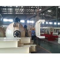 China Large Cement Block Making Machine , AAC Block Making Plant Long Working Life on sale