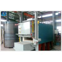 China Trolley Type Electrical Resistance Furnace for Heating Annealing Quenching Treatment on sale