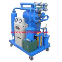 Best Single Stage Vacuum Dielectric Insulating Oil Purifier Machine wholesale