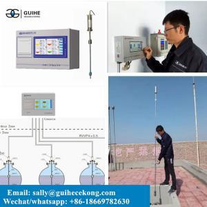 Best TLG Tank level gauge remote tank monitoring system magnetostrictive probe for petrol station equipment wholesale